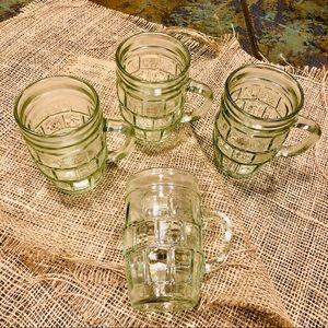 4 barrel mugs germany